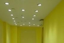 iluminación led hoteles