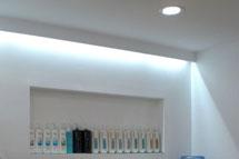 iluminación led comercios Barcelona