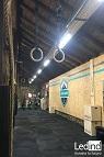 iluminación led gimnas crossfit