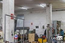 iluminación led fábricas Barcelona