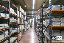 iluminació magatzem arxius RPM
