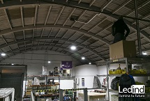 iluminació led tallers rpm