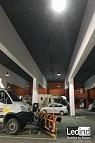 discos led parking