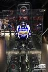 iluminació led museu moto