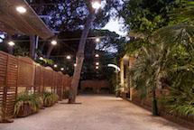 iluminación led restaurantes Barcelona