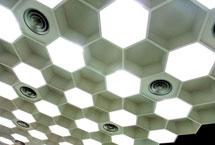 iluminación led ayuntamiento Castelldefels