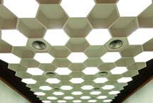 iluminación led espacio público