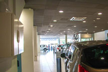 iluminación led Hyundai