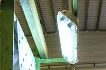 iluminación led empresas de transporte