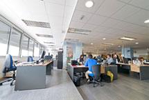 iluminación led oficinas en Gavá