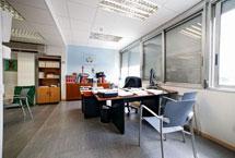 iluminación led oficina