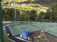 Pista de Tenis - Ledind