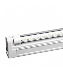 Tubo LED T5 transparente 115 cm