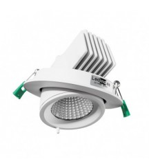 Proyector LED COB - CD 95mm 15W Orientable
