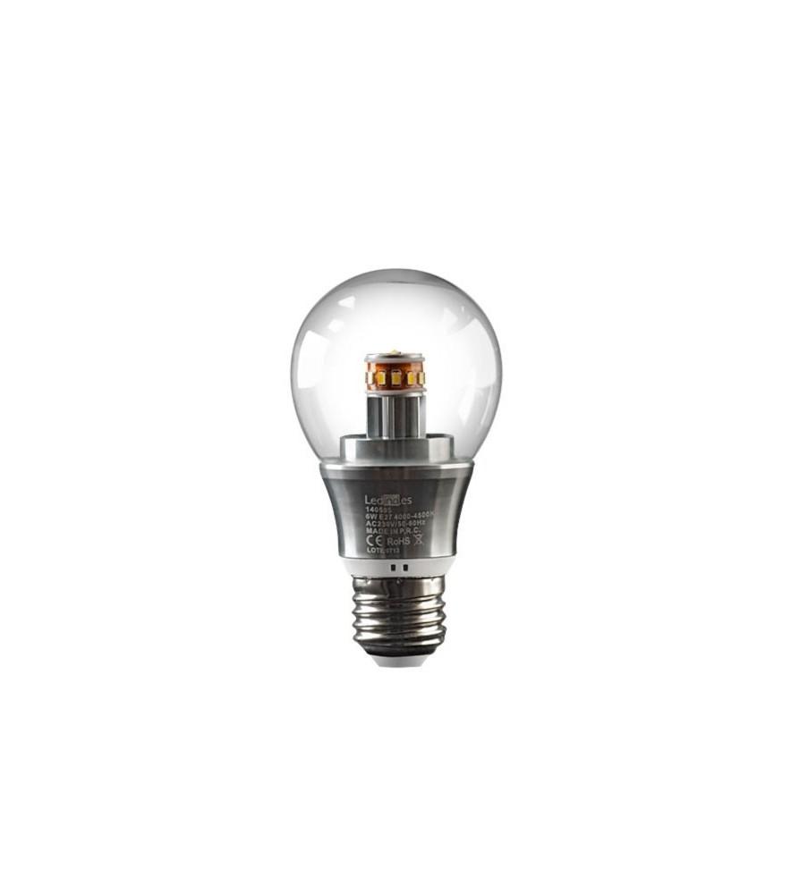 Bombilla LED Esférica E27 6W BN