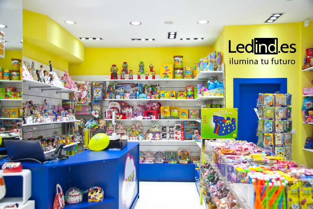 La franquicia Dulce Diseño apuesta por la iluminación LED para conseguir un mundo más sostenible