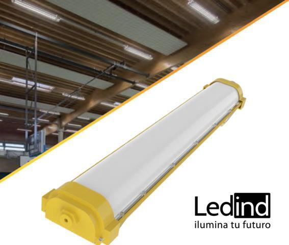 Iluminación Atex LED