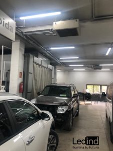 Lineal led IP65