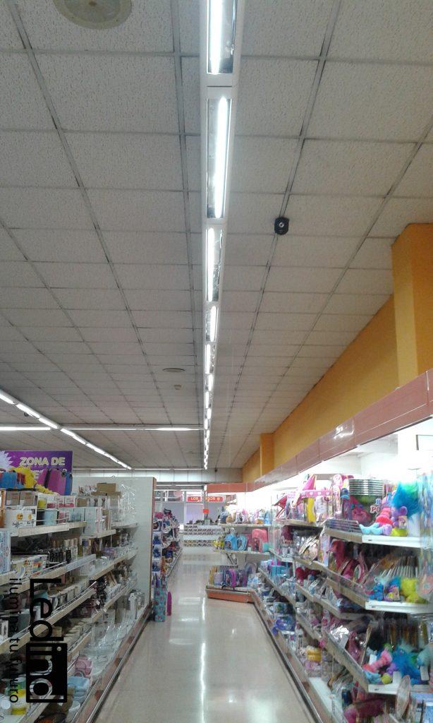 Iluminación led para comercios
